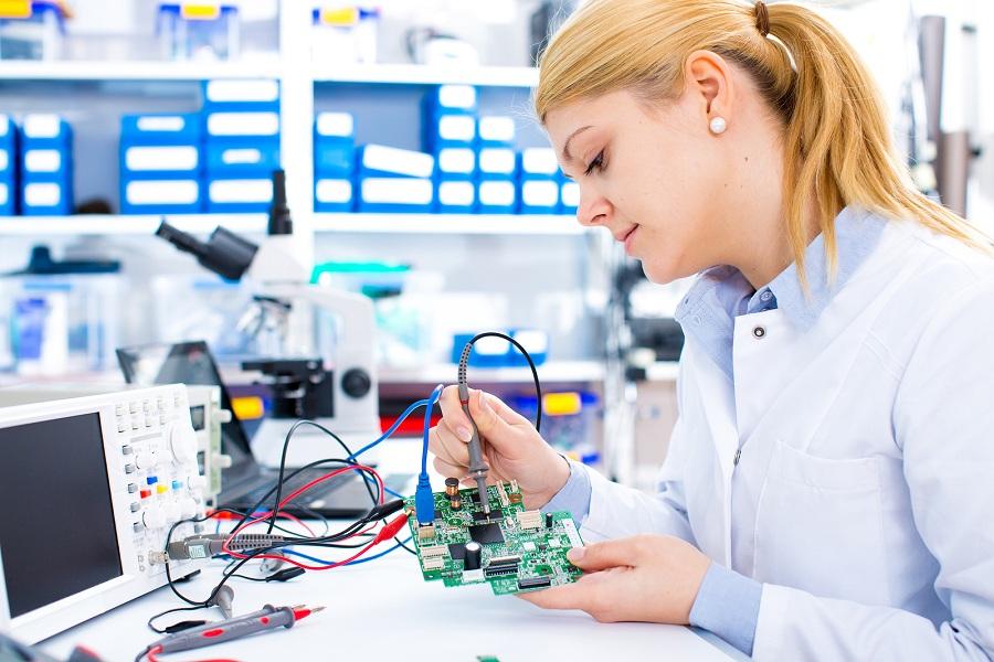sửa chữa tivi panasonic nháy đèn đỏ 1 nhịp đơn giản.