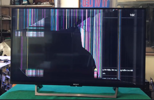 How to fix a broken LED TV for FREE and give it a second life.