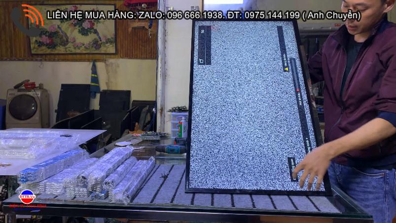 Bán led tivi sony 40R452A để sửa lỗi tivi sony hiện logo rồi tắt, nháy đỏ 6 nhịp.